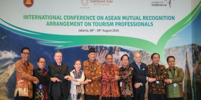 Job opportunities in tourism industry in ASEAN countries – Opportunities and challenges for tourism students