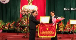 10th Anniversary of the School of Tourism and Hospitality – Hue University